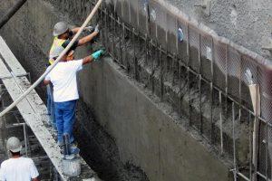 混凝土防水设计方案